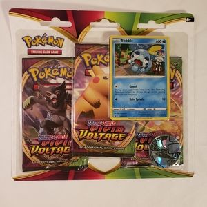 Pokemon Sobble Blister Pack, VV